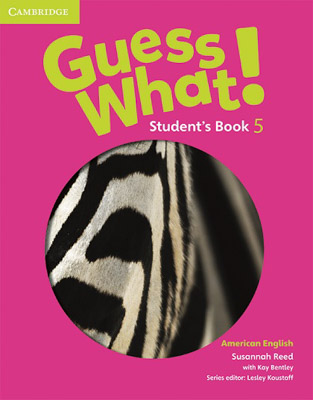 GUESS WHAT! STUDENTS BOOK 5